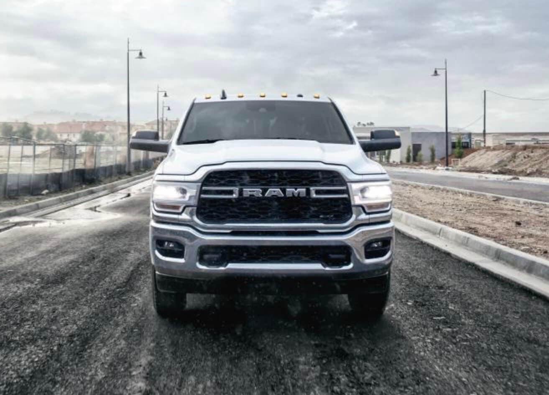 Ram 2500 Driving