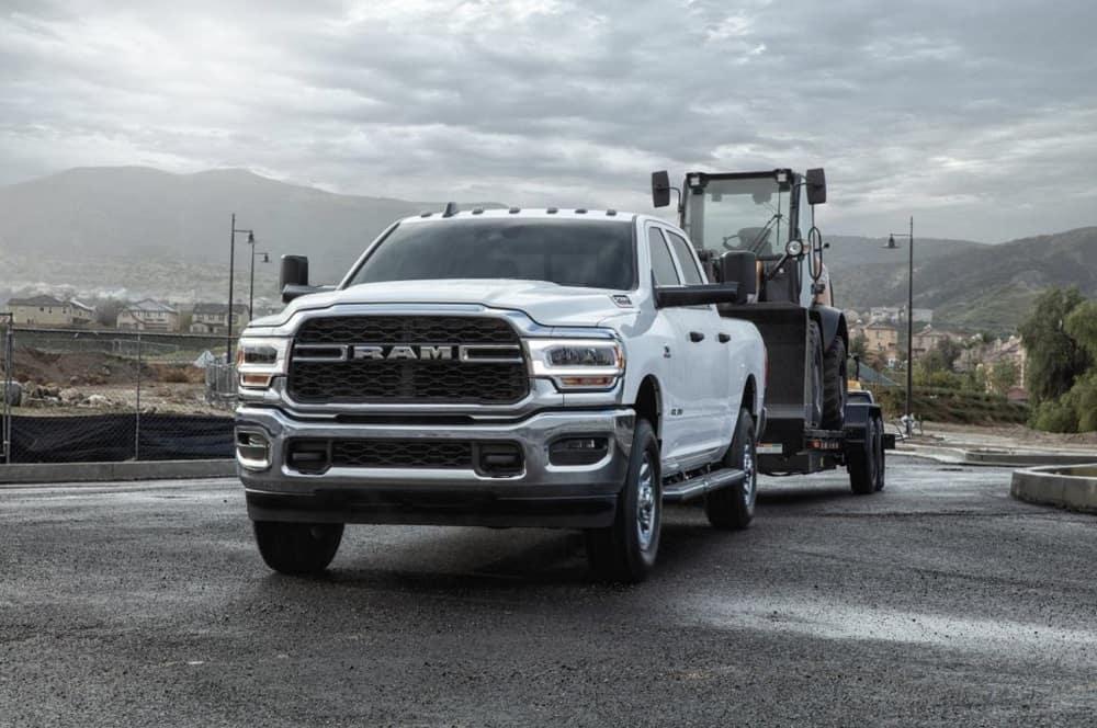 Ram 2500 White