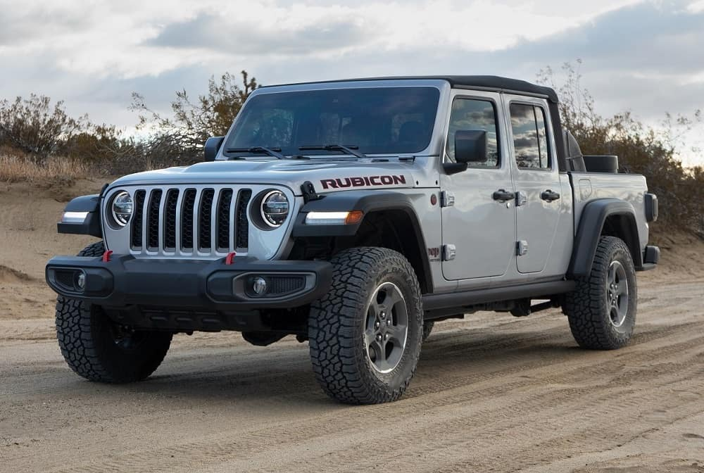 Jeep Gladiator Off-Road