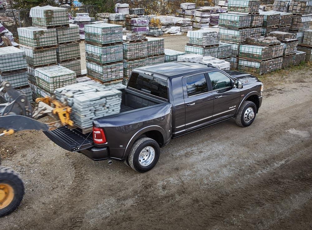 Ram 3500 Cargo