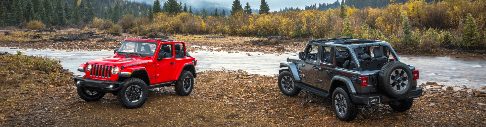 Jeep Wrangler Creek