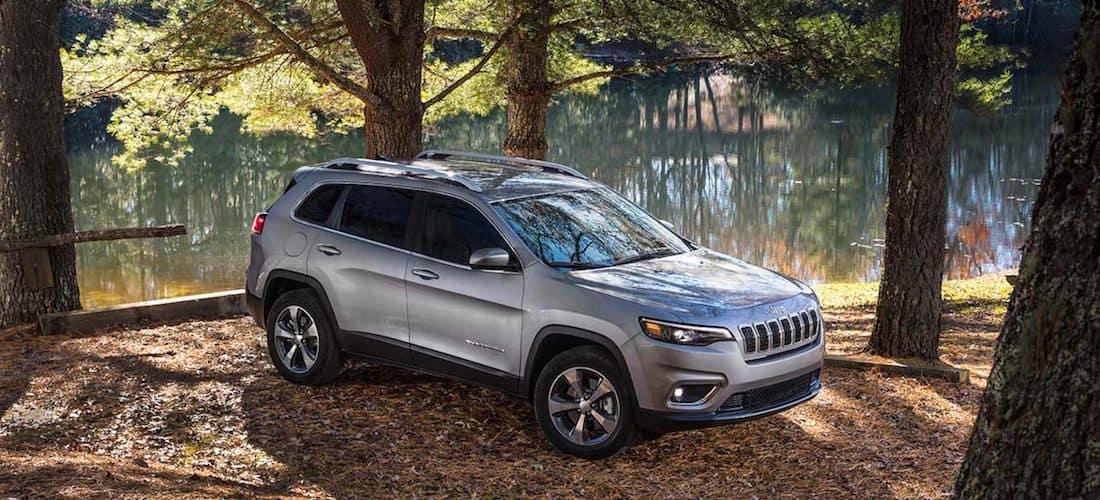 Fox Lake New Jeep Cherokee