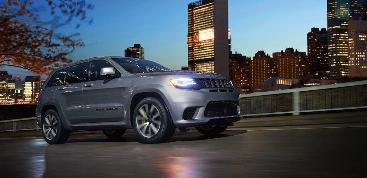 Fox Lake New Jeep Grand Cherokee