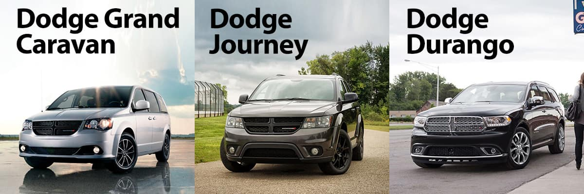 Which Dodge SUV is Right For You? | Chicago