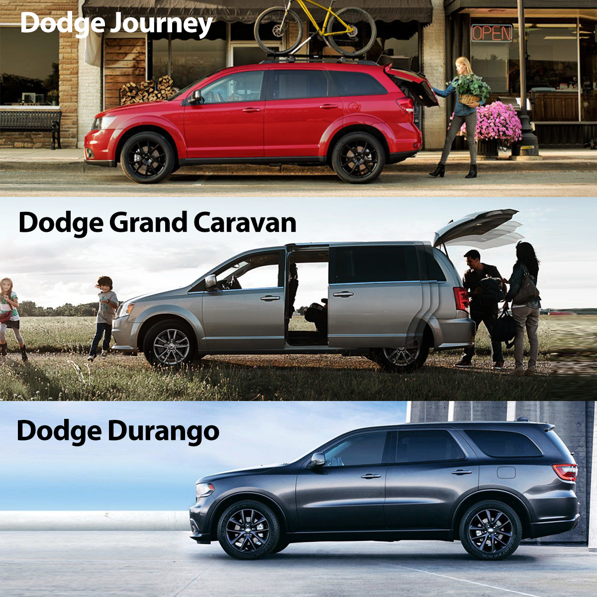 Dodge SUV differences | Chicago