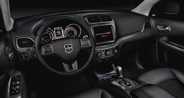 Dodge Journey Interior | Chicago