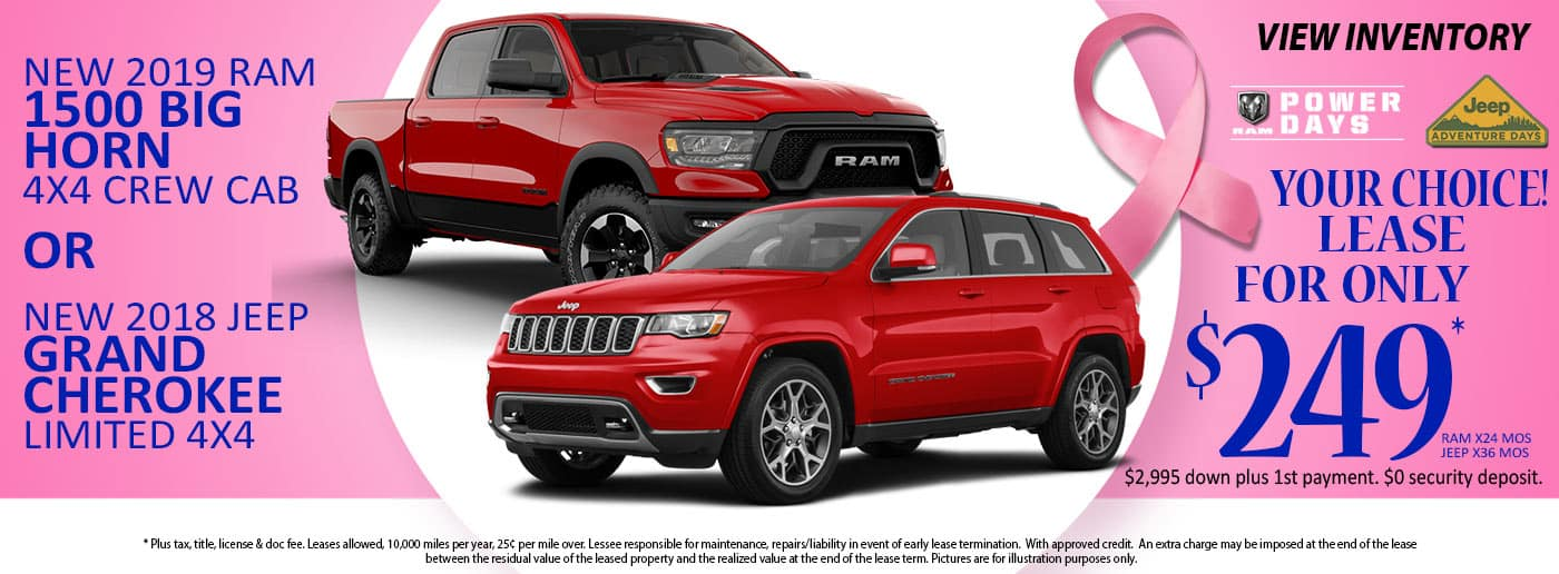 Crystal Lake Chrysler Jeep Dodge Ram | New And Used Car Dealer In Crystal  Lake
