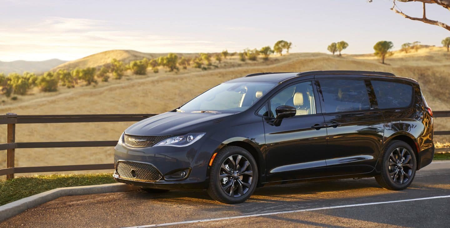 Chrysler Pacifica Fuel Economy Chicago IL