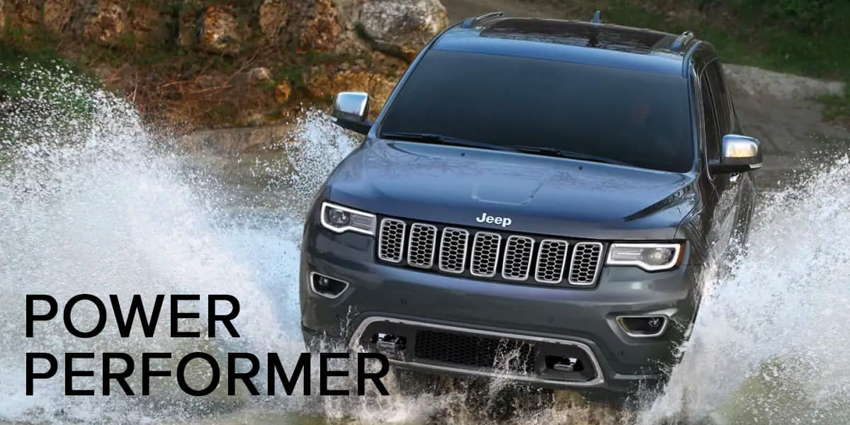 2019 Jeep Grand Cherokee Features Chicago IL