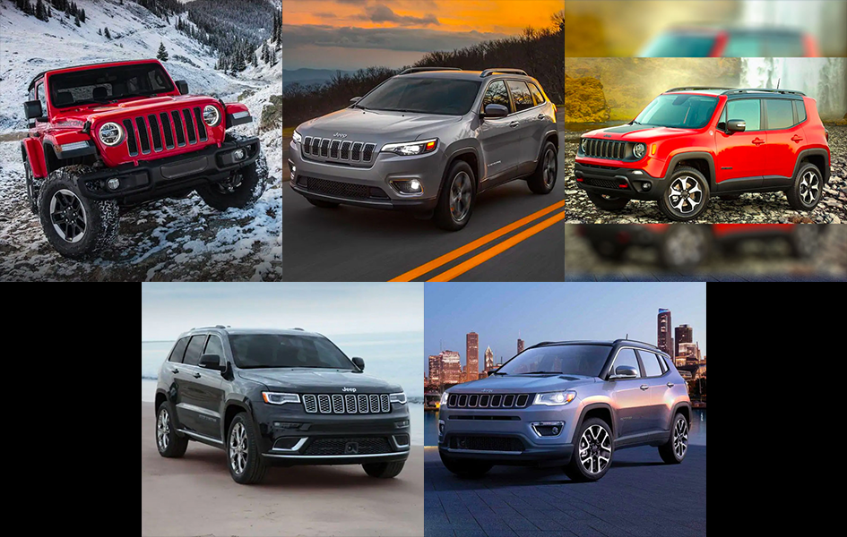 All 2019 Jeep Models Chicago IL