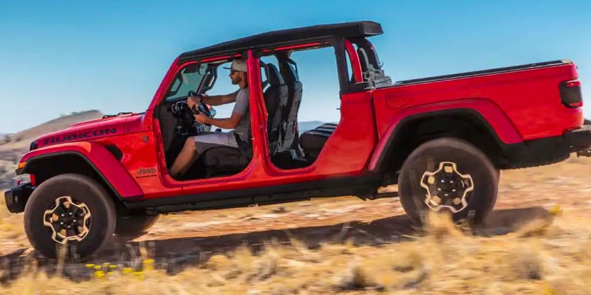 2020 Jeep Gladiator Chicago IL   Crystal Lake Chrysler ...