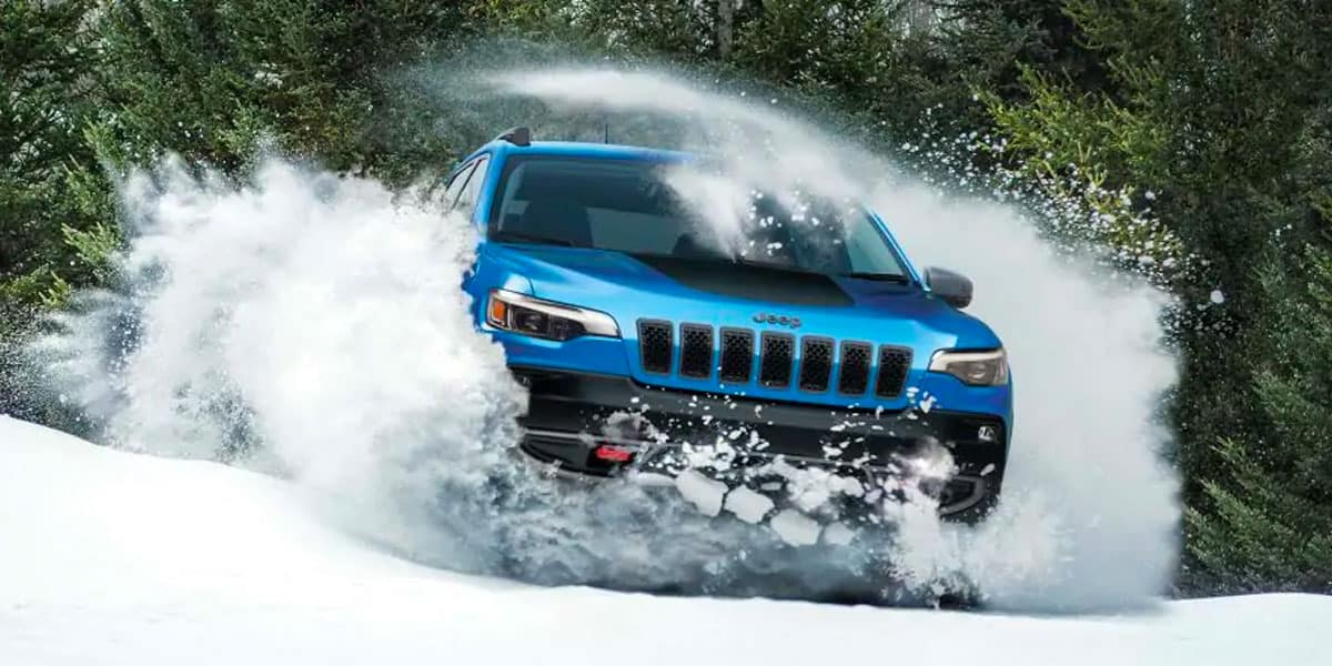 Best Jeep For Snow in Chicago Weather