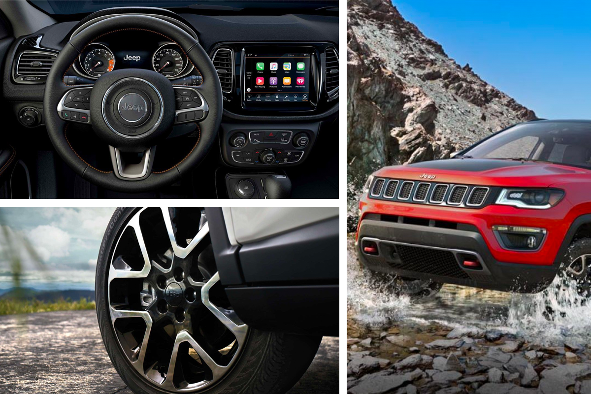 Elgin certified Jeep Compass, Elgin pre-owned Jeep Compass