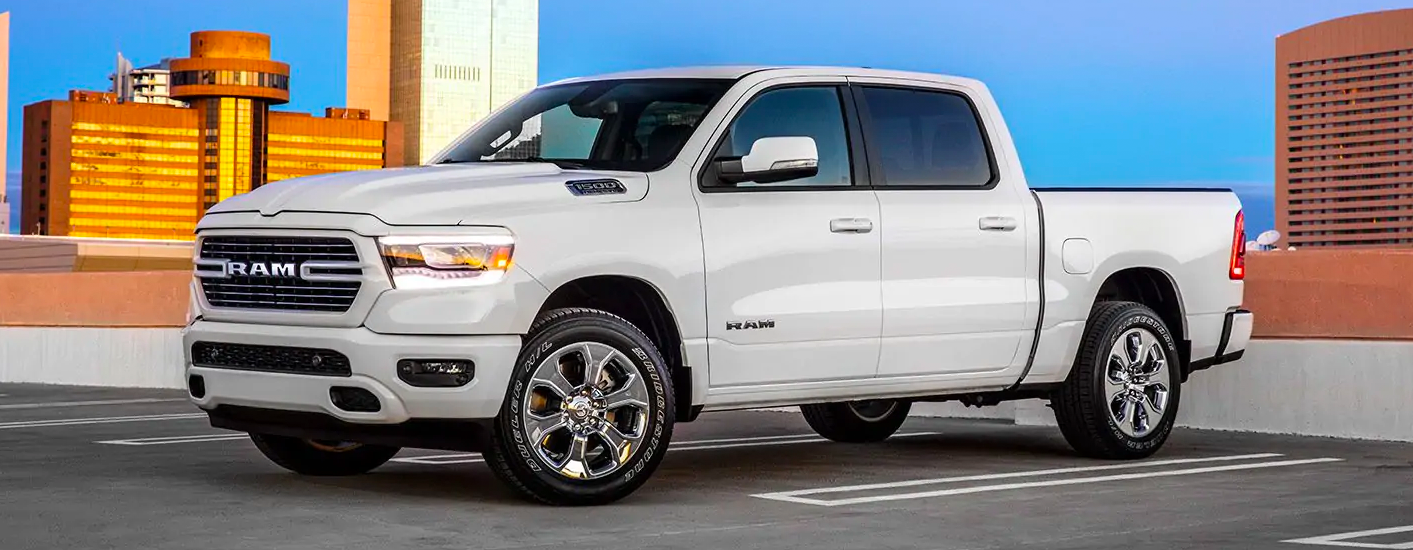 About the 2019 Ram 1500 Chicago IL