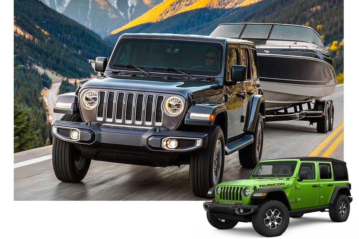 2019 Jeep Wrangler MotorTrend SUV of the Year Chicago IL