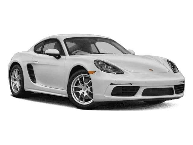New 2018 Porsche 718 Cayman Coupe Lease Special