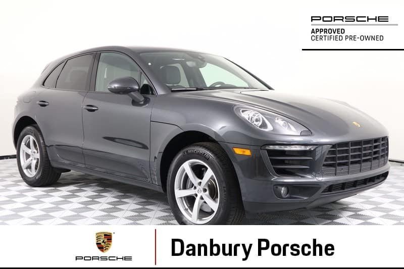 Great Lease on Pre-Owned 2018 Macan