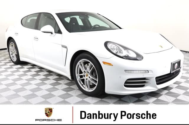 Certified Panamera 4 Edition Lease Special