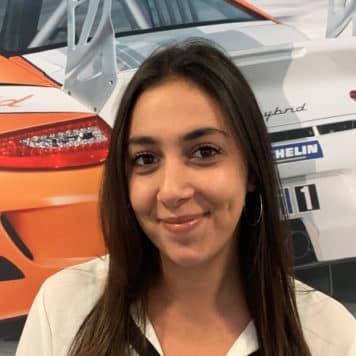 Leah - Porsche Concierge