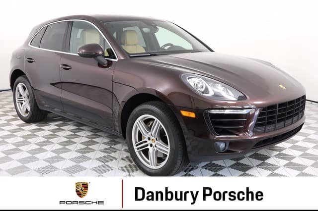 2018 Certified Macan S Lease Special