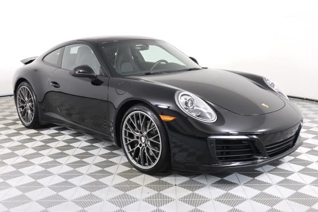 Great Opportunity for a Certified 2018 911 Lease