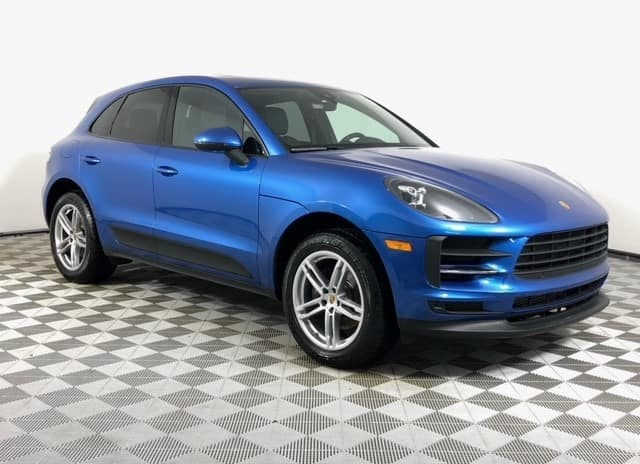 2020 Certified Macan Lease Special