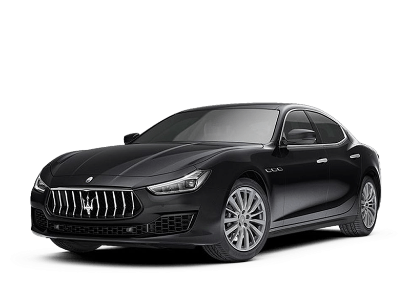 2018 Maserati Ghibli Base Hero