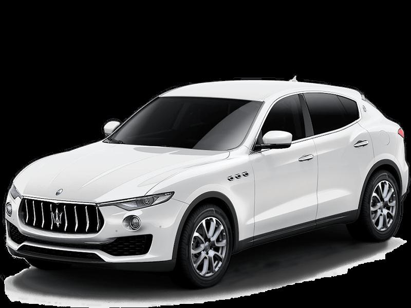 2018 Maserati Levante Bianco