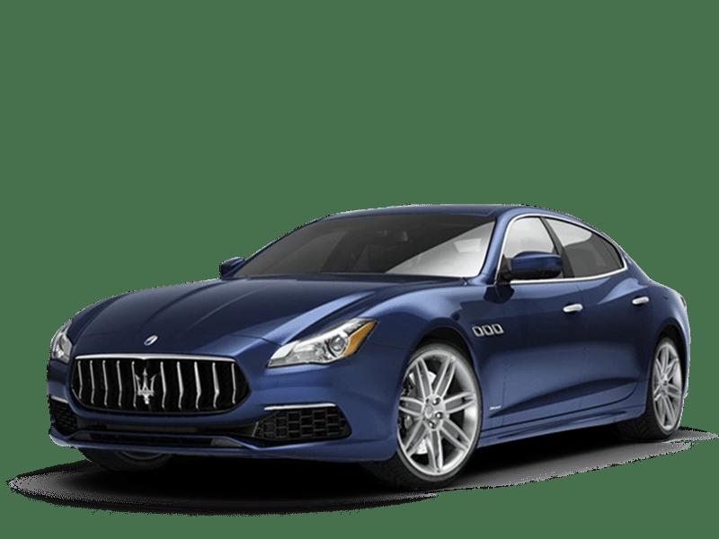 2018 Maserati Quattroporte S Q4 hero