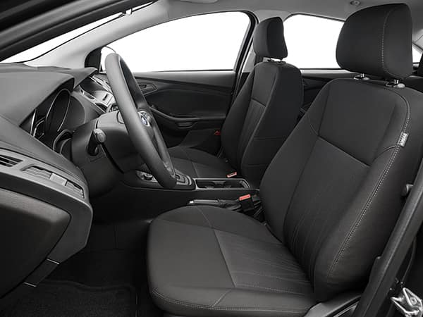 Ford Focus Interior Side View