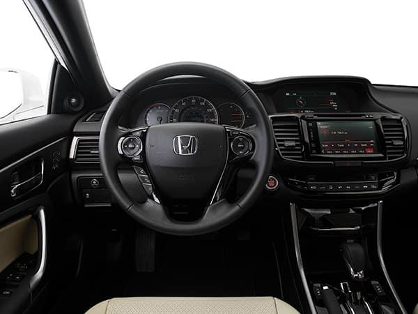 Honda Accord Interior1