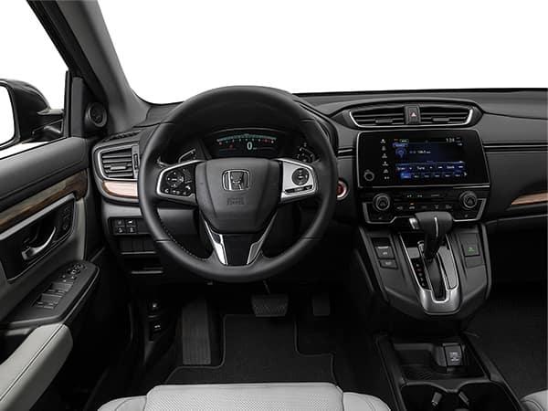 2017 Honda CRV Interior 1