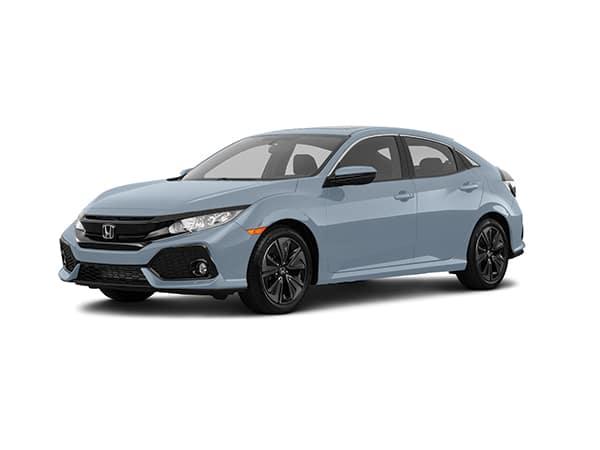 Honda Civic Exterior1