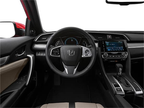 Honda Civic Interior1