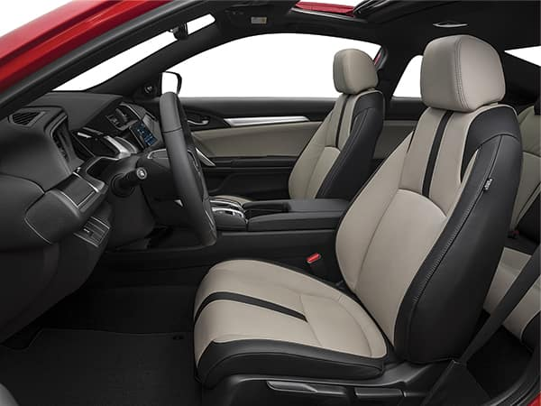 Honda Civic Interior2