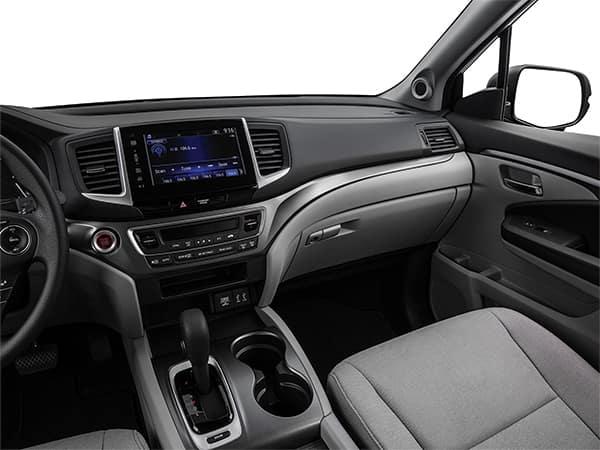 Honda Pilot Interior Drivers Seat