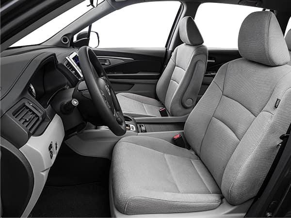 Honda Pilot Interior Side