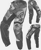 Fly gear black pants