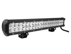 Light Bar on top of vehicle