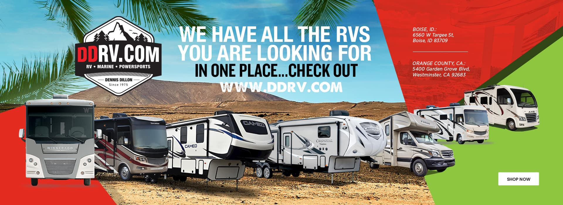Dennis Dillon RV Marine Powersports | Boise RV & Boat Dealership