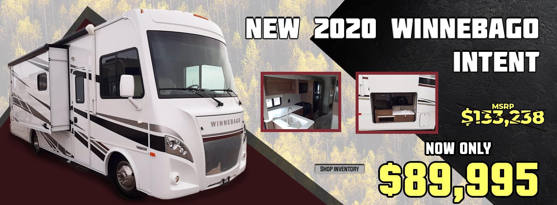 WINNEBAGO INTENT SEPT 2020