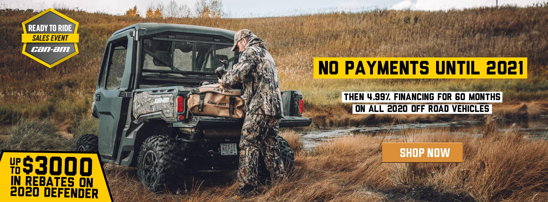 canam no payments r2r 10-2020