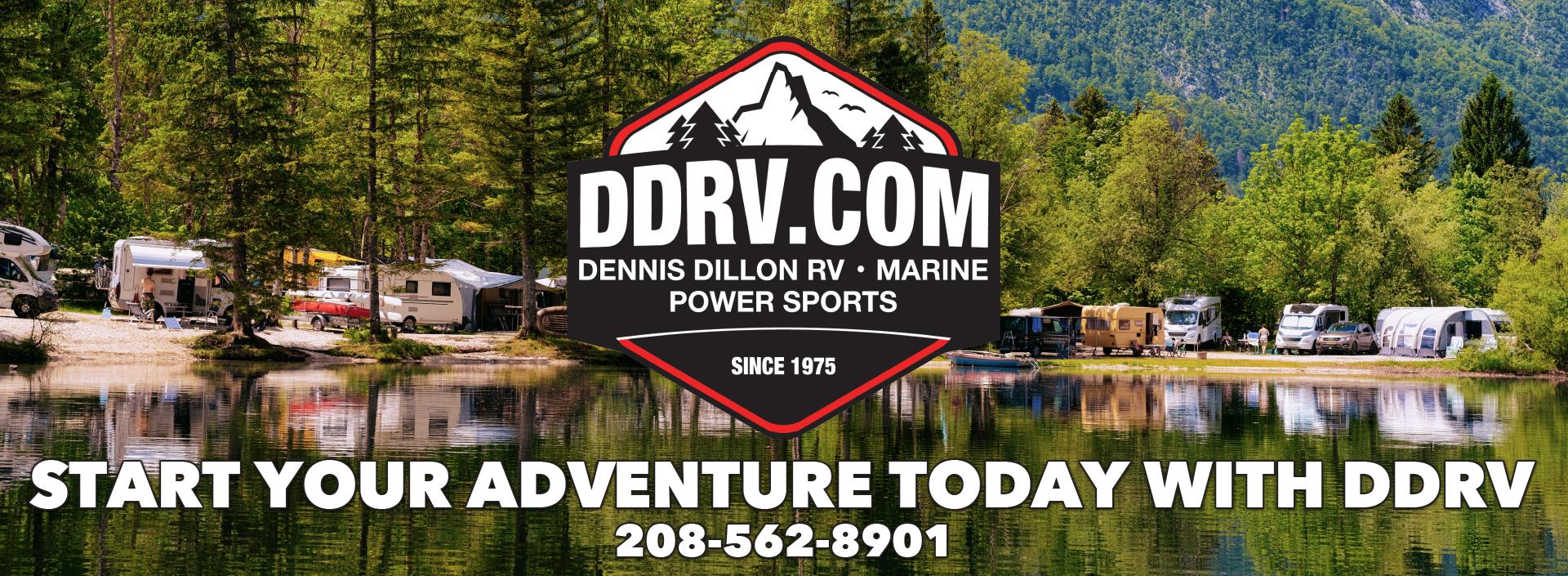 DDRV BANNER – START YOUR ADVENTURE