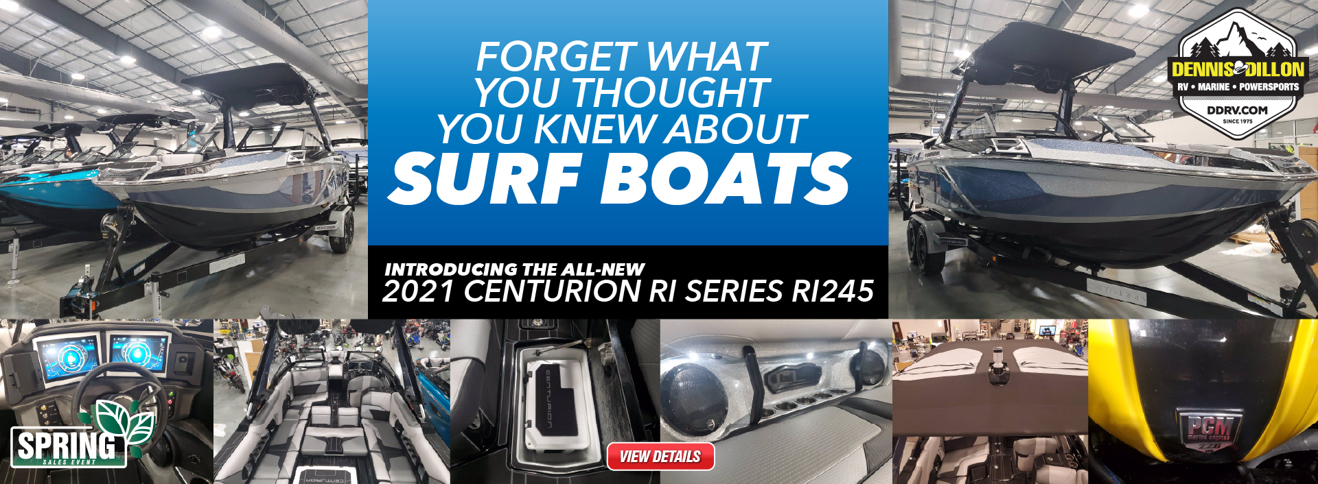 forget what you knew about surf boats
