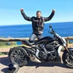 France weekend with Ducati Motorcycles