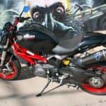 Ducati street art