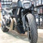 Ducati vertical view