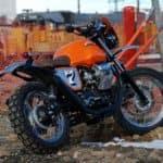 Moto Guzzi MudderGRR