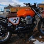 Moto Guzzi profile