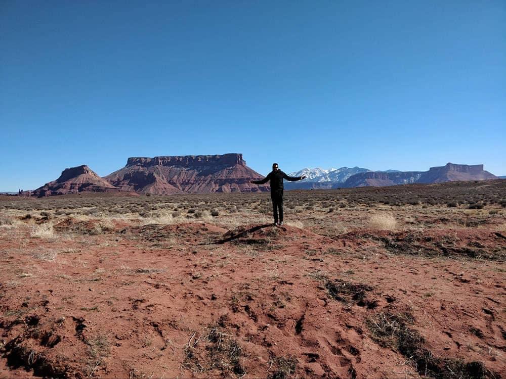 Kurt in Utah
